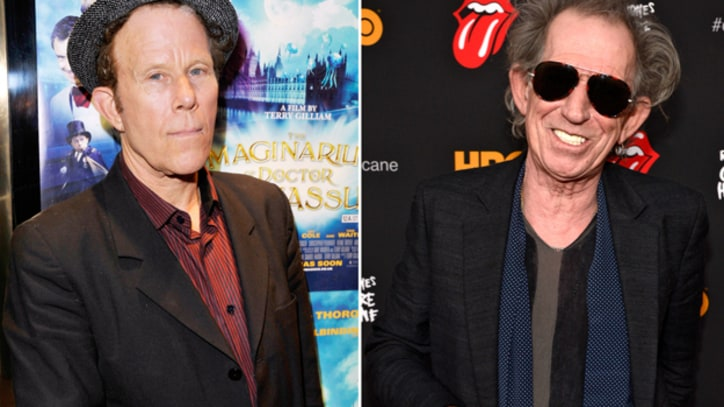 Tom Waits and Keith Richards Perform 'Shenandoah'