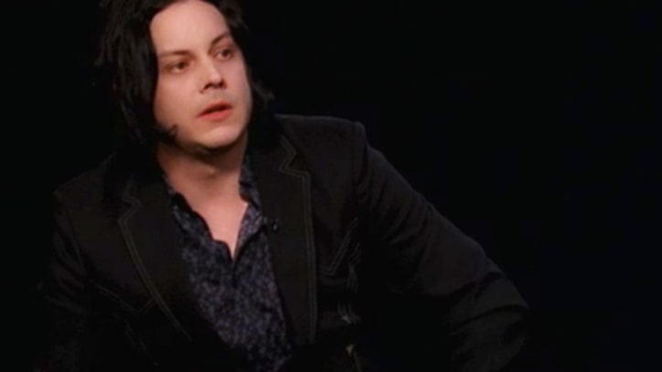 Jack White Talks Music, Upholstery With Conan O'Brien