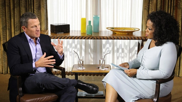Lance Armstrong Admits Doping in Oprah Interview