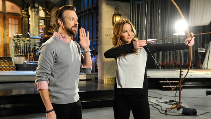 'SNL' Takes On Lance Armstrong and Manti Te'o as Jennifer Lawrence Hosts
