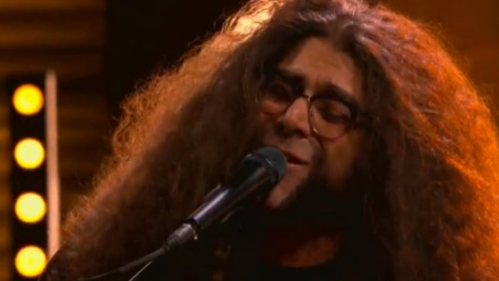 Coheed and Cambria Soar on 'Conan'