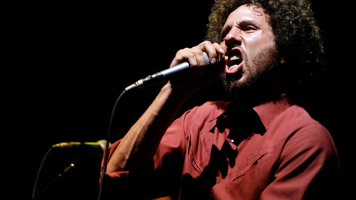 Flashback: Rage Against the Machine Reunite at Coachella