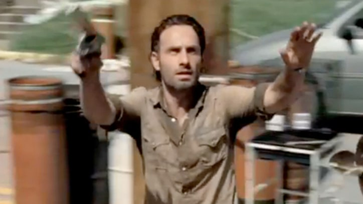The Governor's Coming in 'Walking Dead' Midseason Trailer