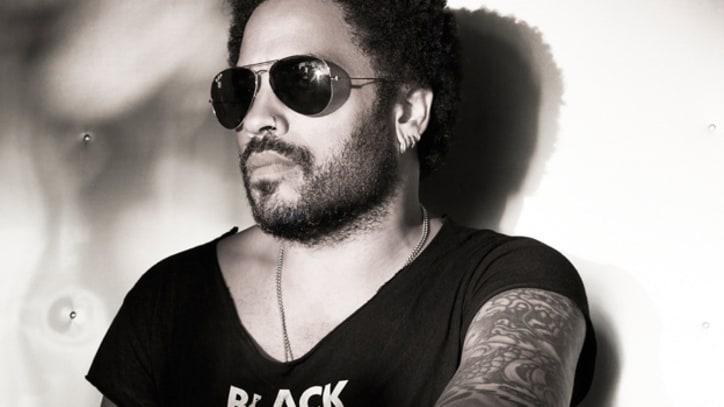 Lenny Kravitz Honors Family in 'Looking Back on Love' - Premiere