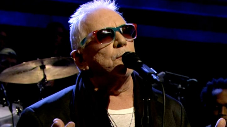 Eric Burdon Revisits a Classic on 'Fallon'