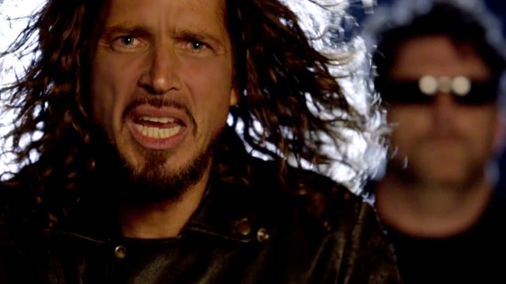 Dave Grohl Directs Soundgarden's Raucous 'By Crooked Steps'