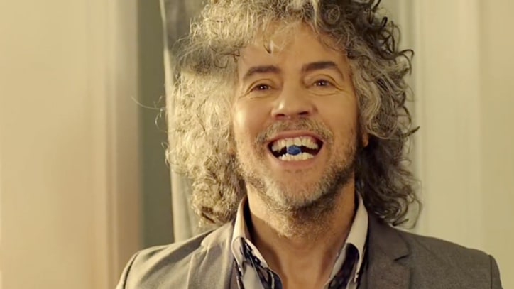 The Flaming Lips Land New Song in Super Bowl Ad