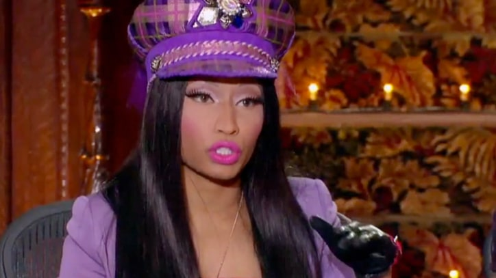 'American Idol' Recap: Nicki Minaj Ignores Basic Fire Safety