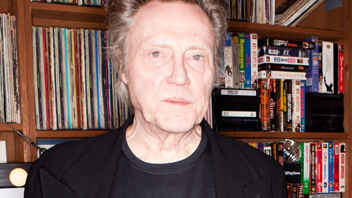 Off the Cuff: Christopher Walken on 'Stand Up Guys' and the Joys of Acting