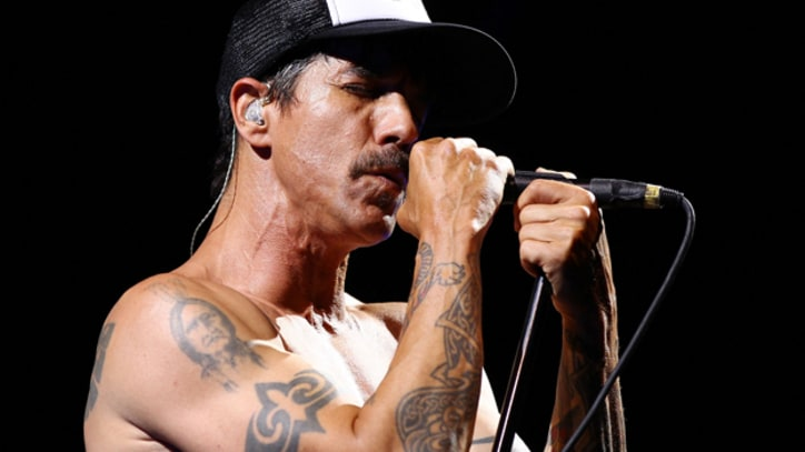 Red Hot Chili Peppers Ride Celestial Groove With 'In Love Dying'