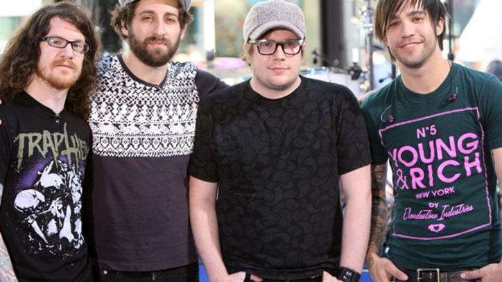 Fall Out Boy Reunite With New Single