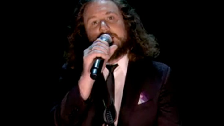 Jim James Explores 'A New Life' on 'Fallon'