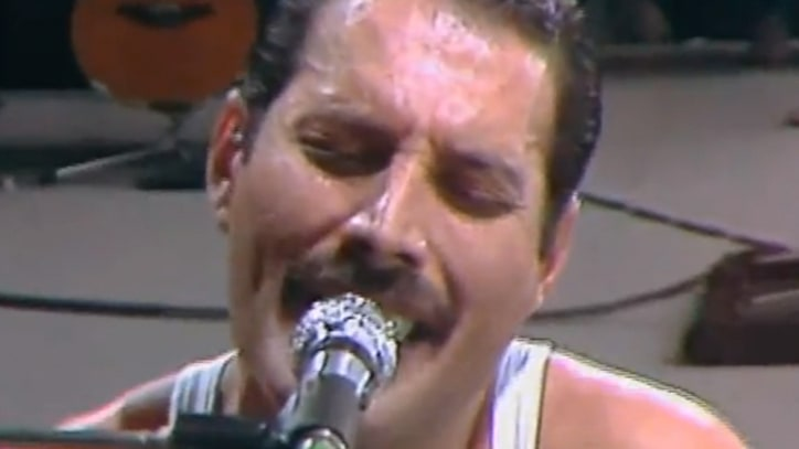 Flashback: Queen Steal the Show at Live Aid