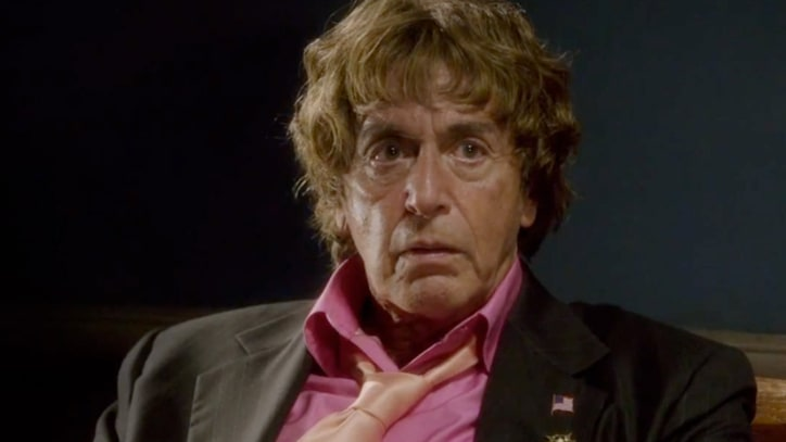 Al Pacino Radiates Intensity in 'Phil Spector' Trailer