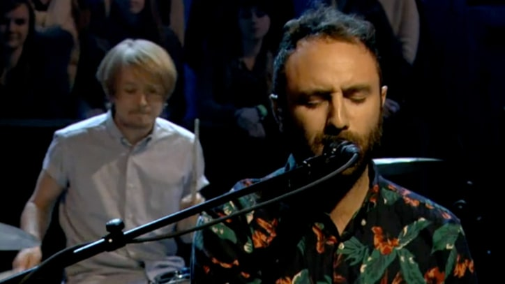 Local Natives Surge Through 'Heavy Feet' on 'Fallon'