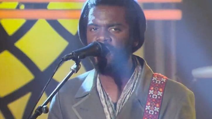 Gary Clark Jr. 'Ain't Messin 'Round' on 'Kimmel'