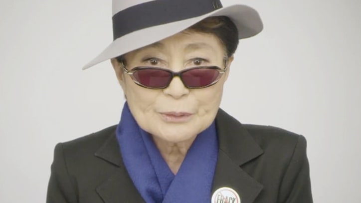 Yoko Ono Takes Aim at New York Governor's Fracking Stance in New TV Ad