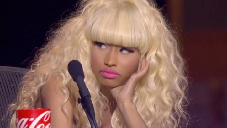 'American Idol' Recap: Nicki Minaj Gets Tough