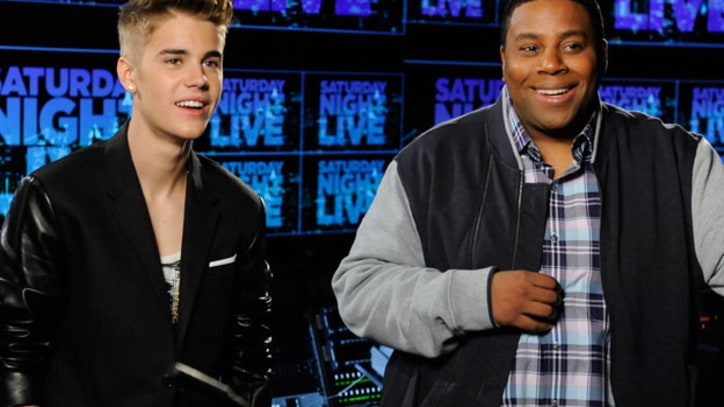 Justin Bieber Addresses Pot Use and Spoofs 'Grease' on 'SNL'