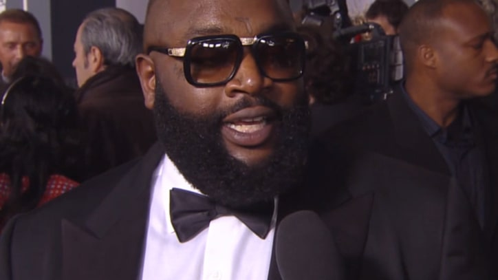 Rick Ross Speaks Out on Recent Shooting