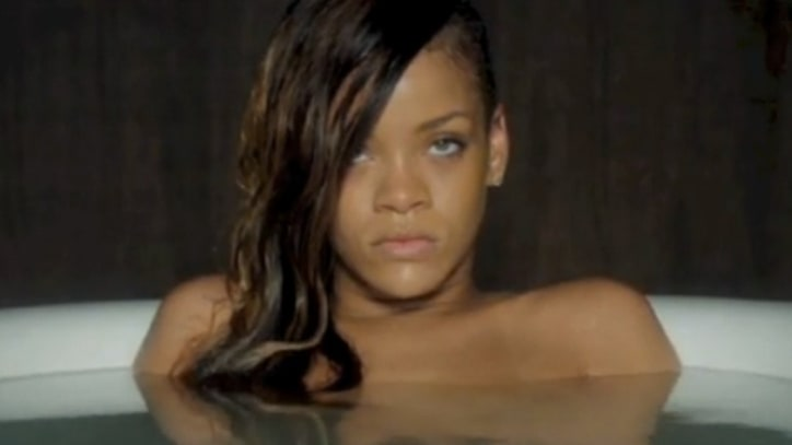Rihanna Soaks Up Heartache in 'Stay'