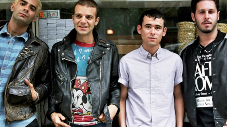 The So So Glos Blast Through 'Son of an American' - Premiere