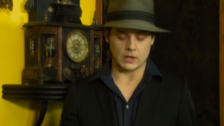 Jack White Explains Triple-Decker Vinyl on New VH1 Show