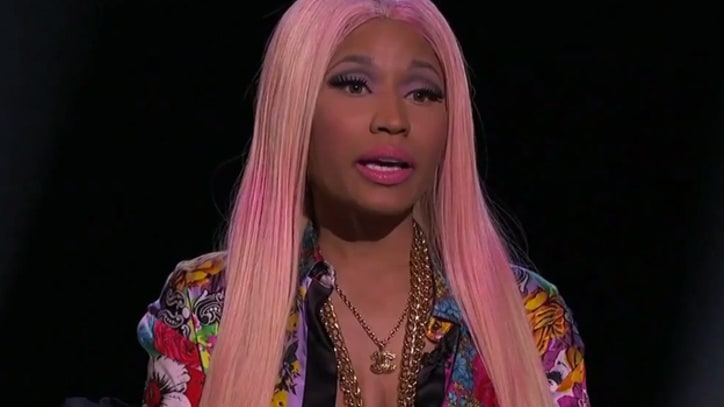 'American Idol' Recap: Nicki Minaj Gets Flirty in Vegas