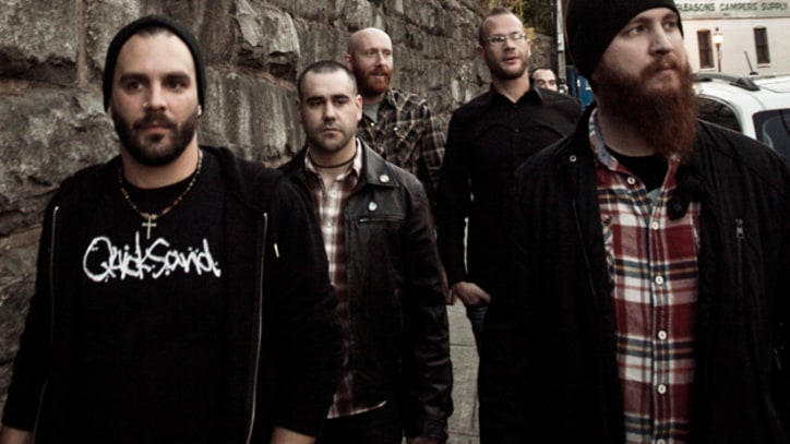 Killswitch Engage Strike a Balance 'In Due Time' - Premiere