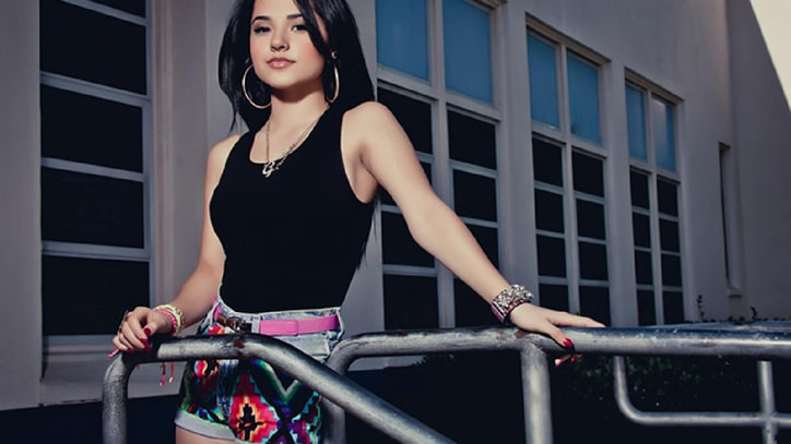 How Becky G Had a Midlife Crisis at Nine and Hit With Pitbull By 17