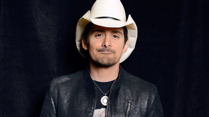 Brad Paisley Looks to Firefighter Father for New Song