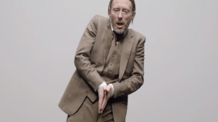 Thom Yorke Cuts Loose in 'Ingenue'