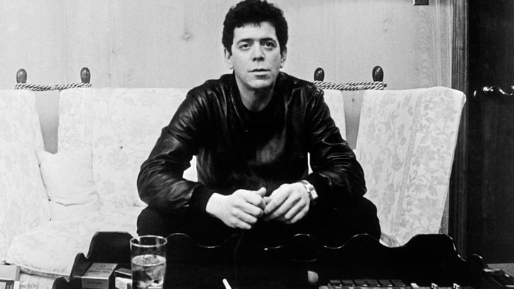 Lou Reed Gear Up for Auction