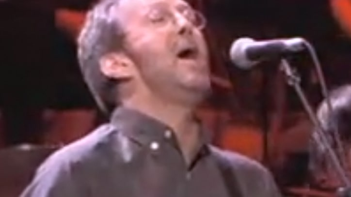 Flashback: Clapton Performs 'While My Guitar Gently Weeps' at Concert for George