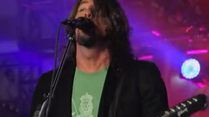 Dave Grohl, John Fogerty Lead Sound City Players on 'Kimmel'