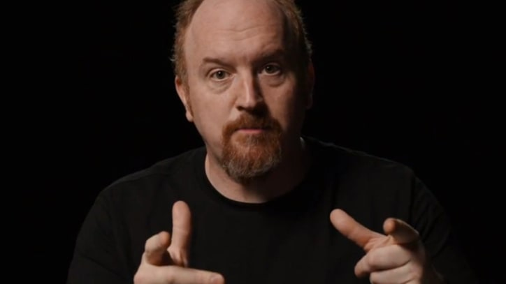 Louis C.K. Rolls Out the Hype in Promo for HBO Special