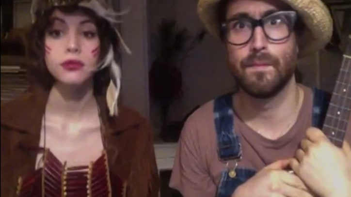 Sean Lennon, Yoko Ono Recruit Famous Friends for Anti-Fracking Clip