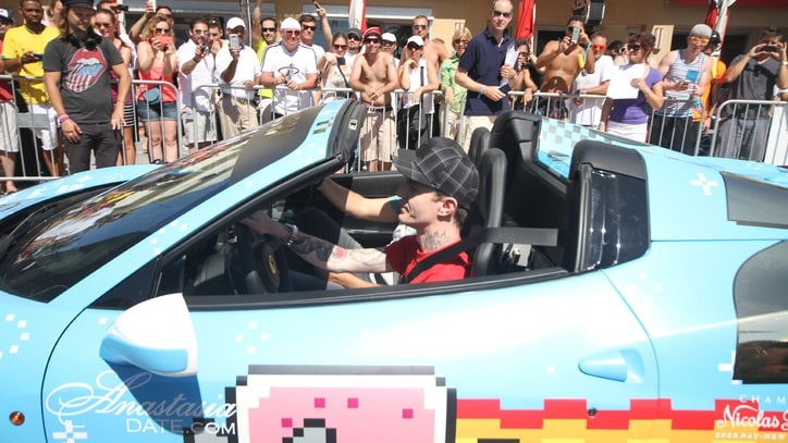 Cat and Mouse: Deadmau5 Selling 'Purrari' Car for $380,000