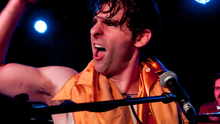 Low Cut Connie Flaunt Their 'Brand New Cadillac' Live