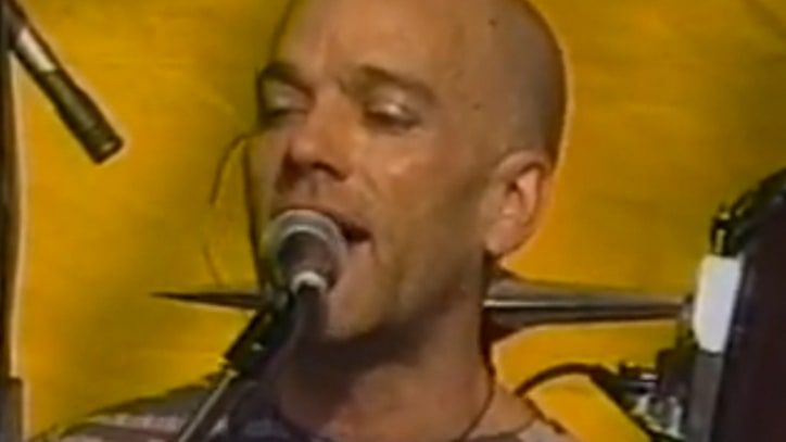 Flashback: R.E.M. and Thom Yorke Duet at the Tibetan Freedom Concert