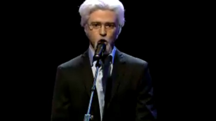 Justin Timberlake Spoofs Michael McDonald on 'Fallon'