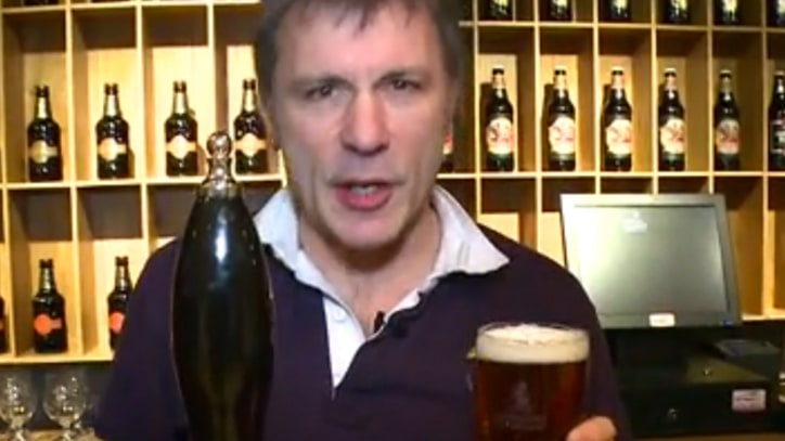 Iron Maiden Launch Their Own Beer