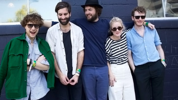 SXSW 2013: Shout Out Louds on Creating 'Light' in the Studio
