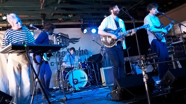 SXSW 2013: Shout Out Louds Go 'Walking in Your Footsteps'