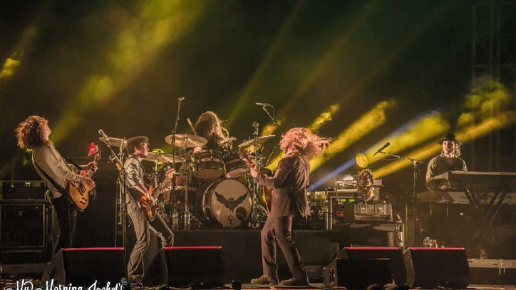 My Morning Jacket Detail 'One Big Holiday' Concert in Mexico