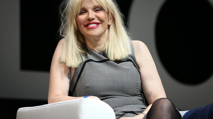 Courtney Love on Dave Grohl: 'It's Time to Make Amends'