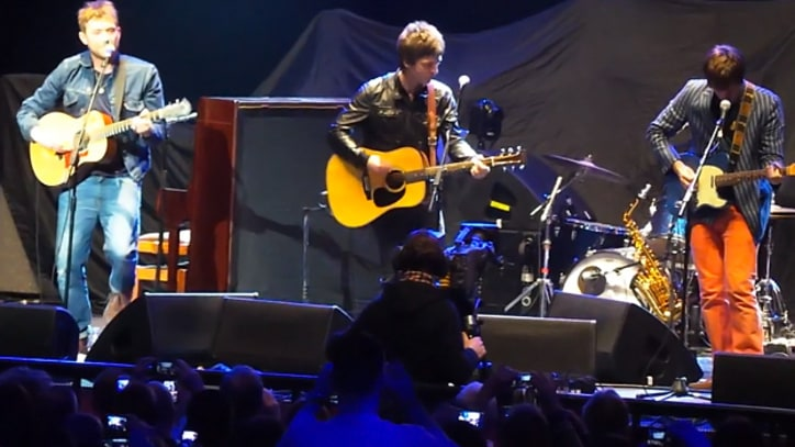 Damon Albarn and Noel Gallagher Unite For Charity