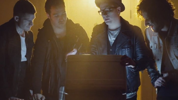 Fall Out Boy Tough Out Torture in 'The Phoenix'