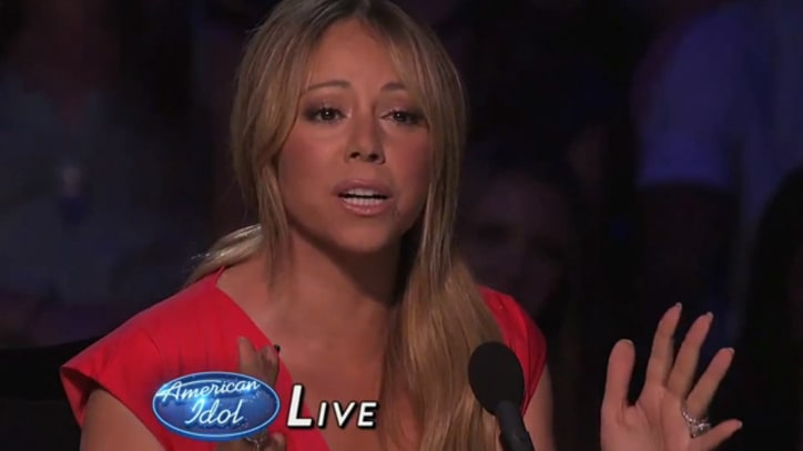 'American Idol' Recap: Mariah Carey Celebrates Birthday With Profanity