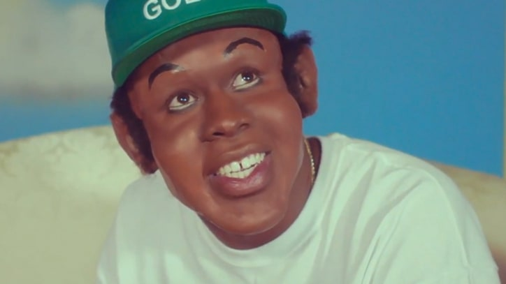 Tyler, the Creator Gets Dolled Up in 'IHFY' and 'Jamba'